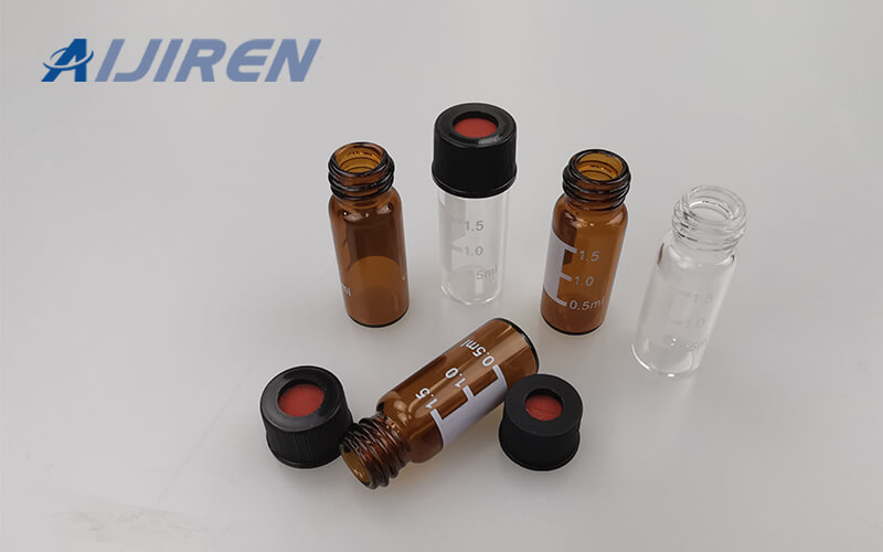 10-425 Glass Vial for HPLC on Stock