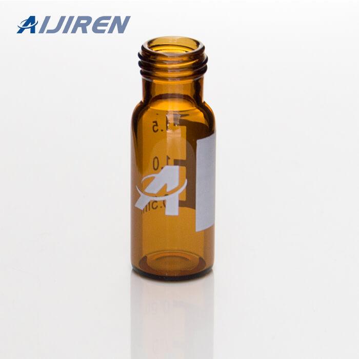 9mm screw HPLC vial package