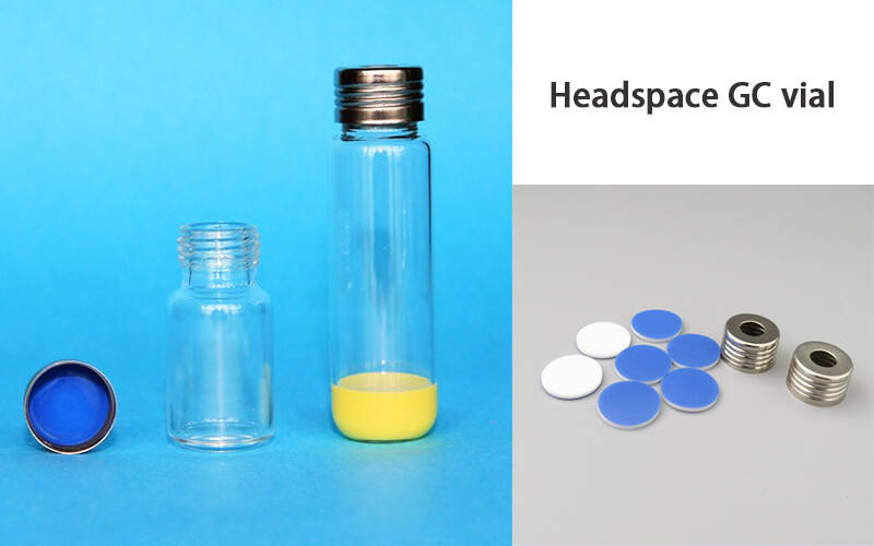 20ml headspace vial18mm Screw Headspace Vial foe Agilent