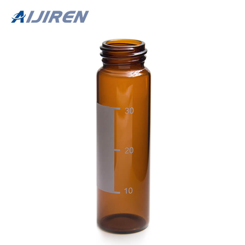 20ml headspace vial24-400 Screw Vial 40ml TOC Vials from Aijiren