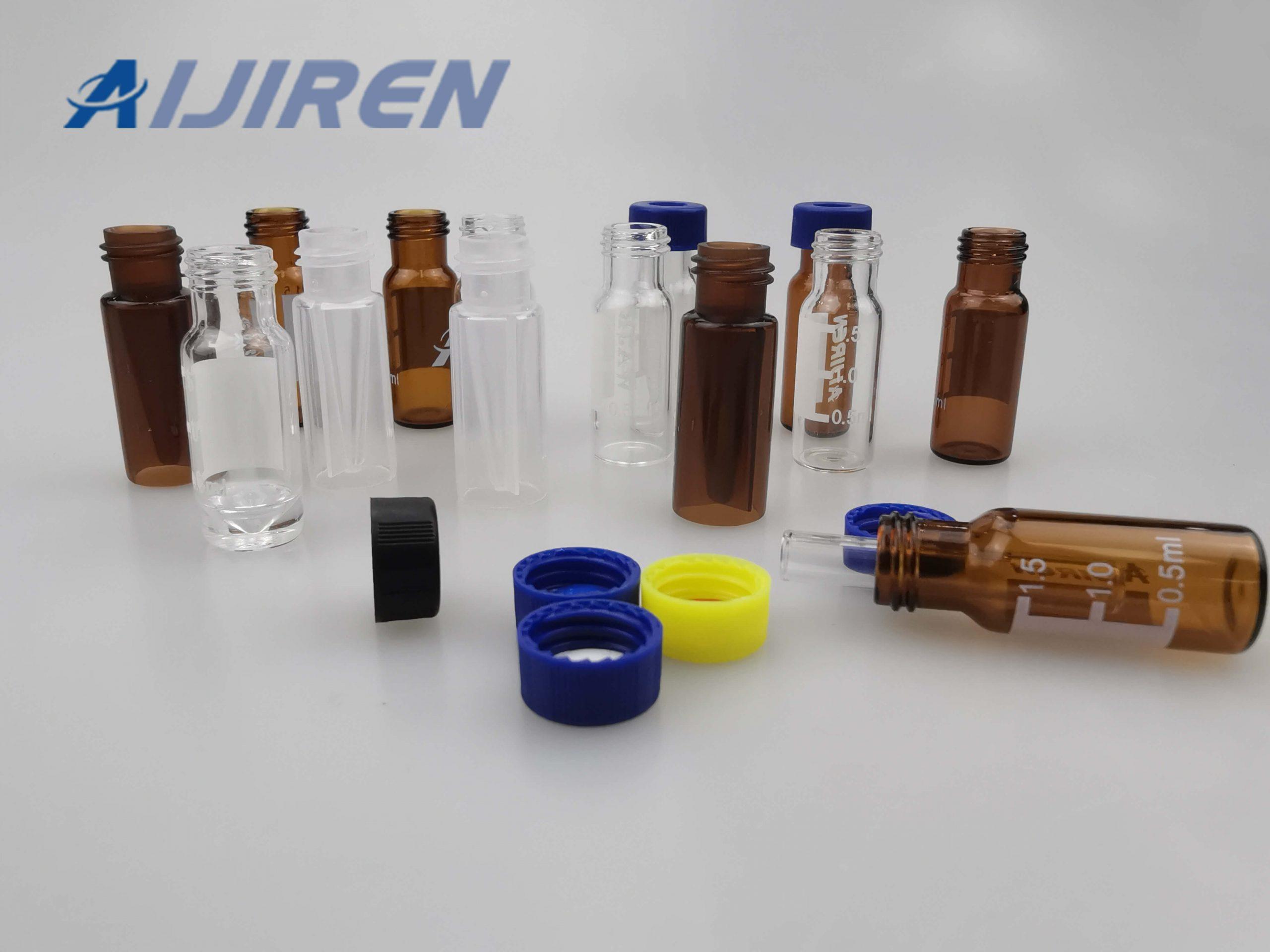 1.5ml 9mm Screw Neck Vial for HPLC Manufacturer