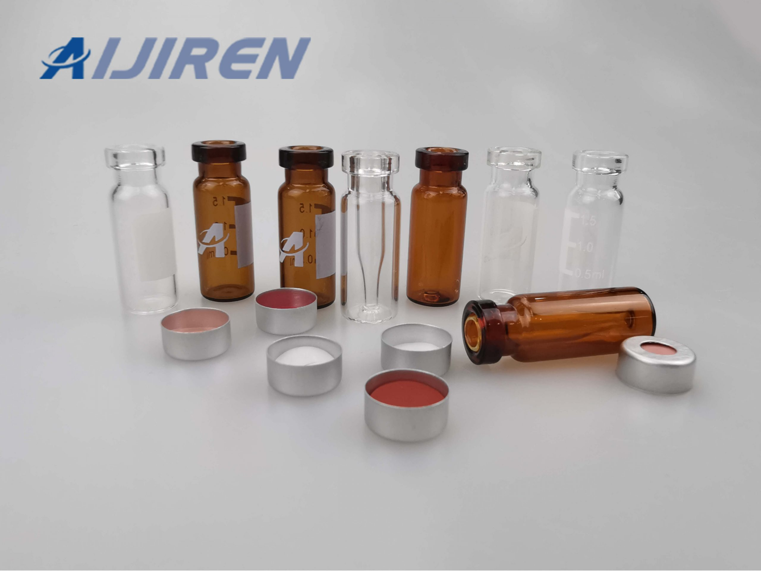11mm Crimp Top Sample Vial for HPLC