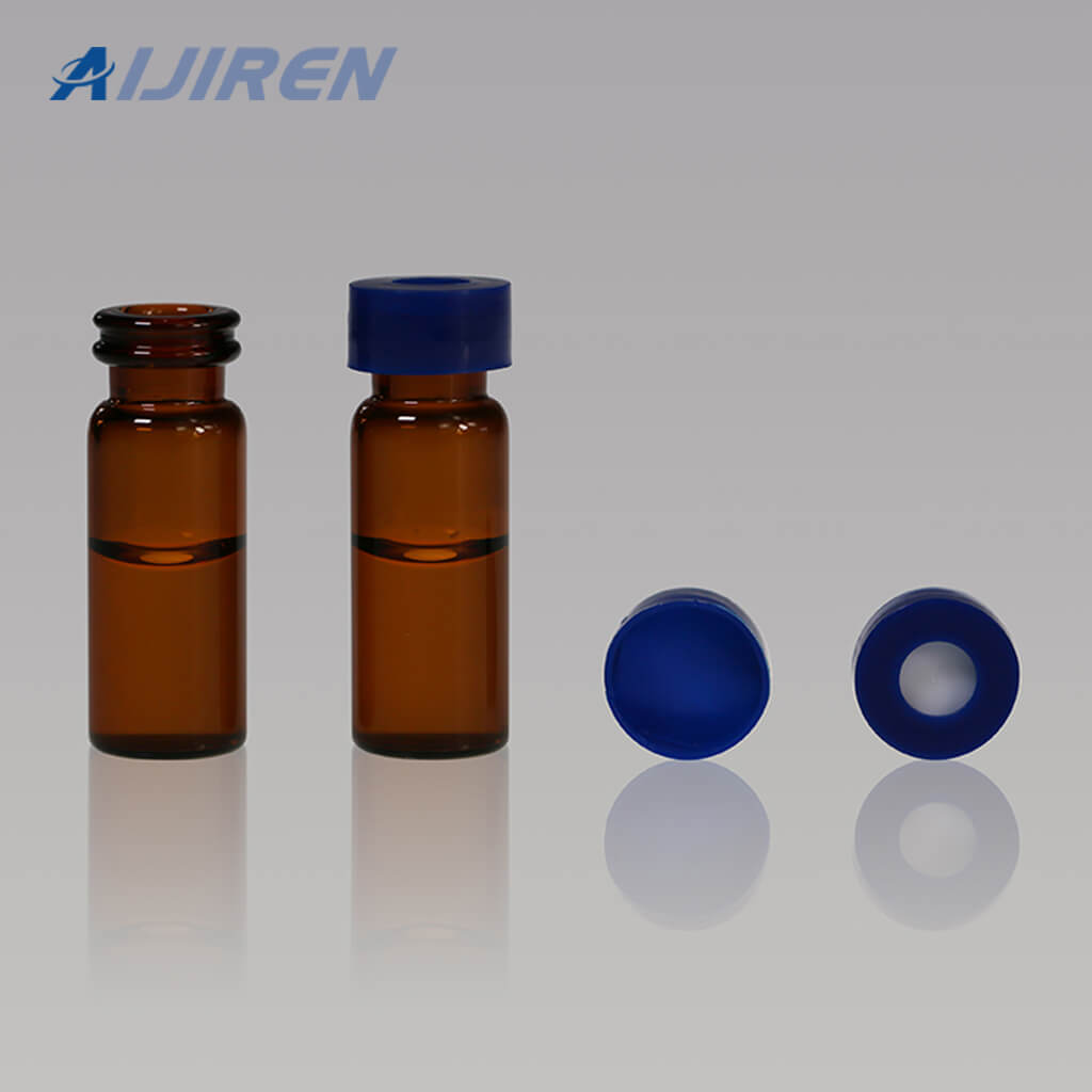Snap Top Autosampler Vials from Aijiren Suit for Waters