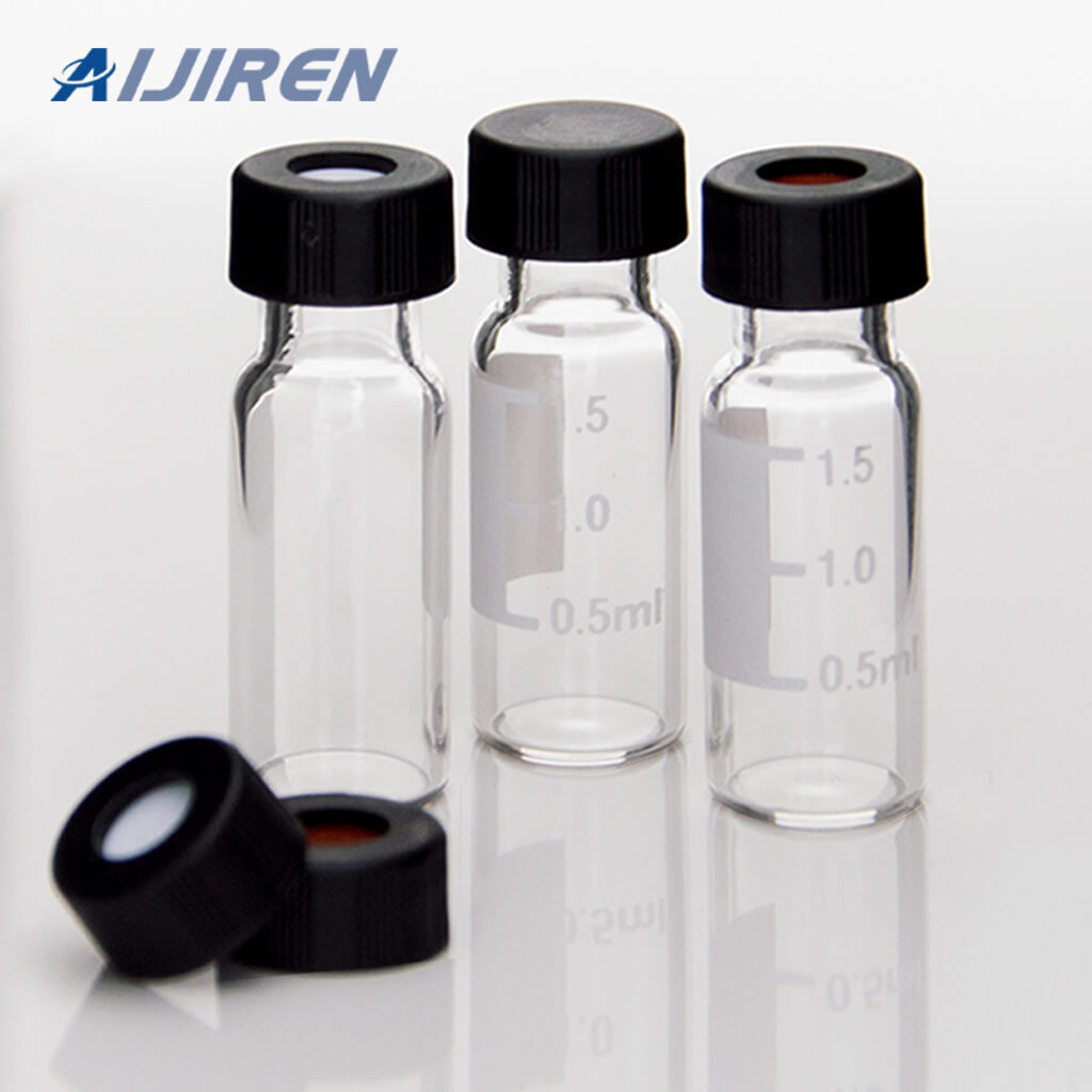 20ml headspace vial2ml 9mm Sample Vial with Screw Cap for PERKINELMER