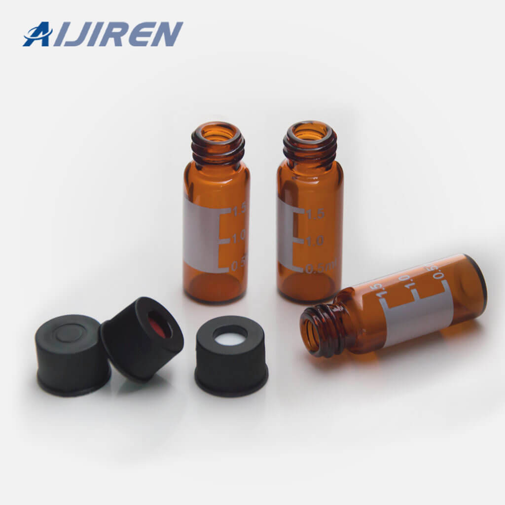 20ml headspace vial8-425 HPLC Screw Vials with Caps for WATERS