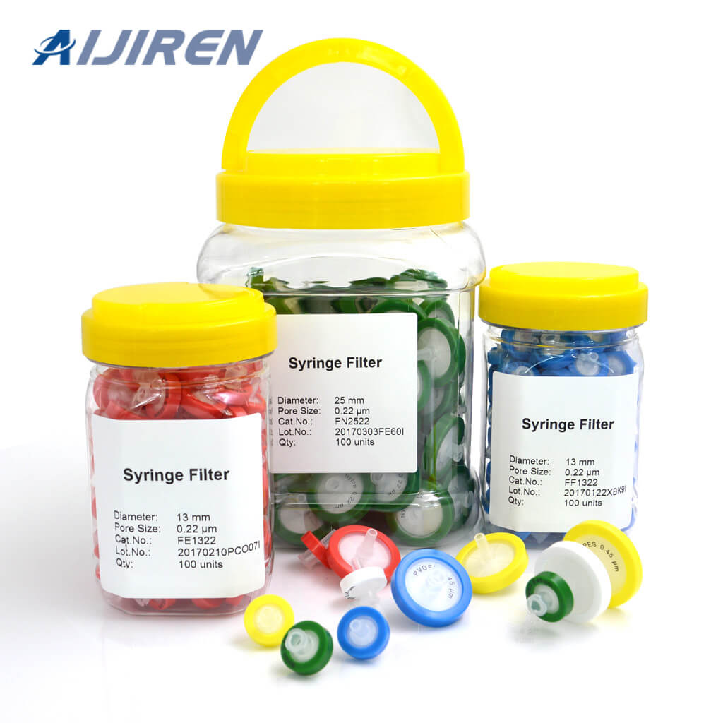 20ml headspace vialHPLC Syringe Filter from Aijiren