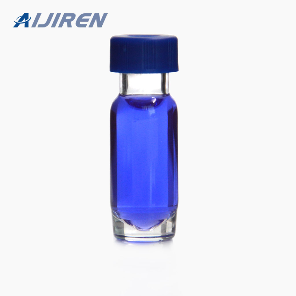 9mm High Recycling Vials for HPLC