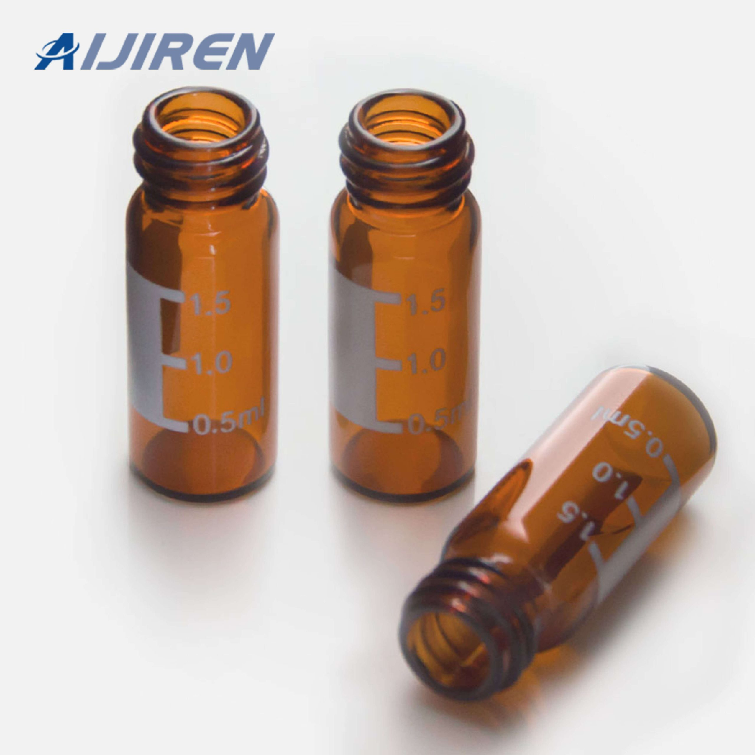 20ml headspace vial10-425 Screw Amber Glass Vials for HPLC
