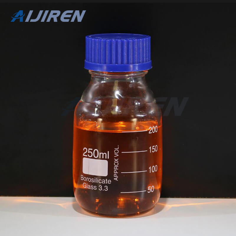 20ml headspace vial250ml Reagent Bottle for HPLC Analysis
