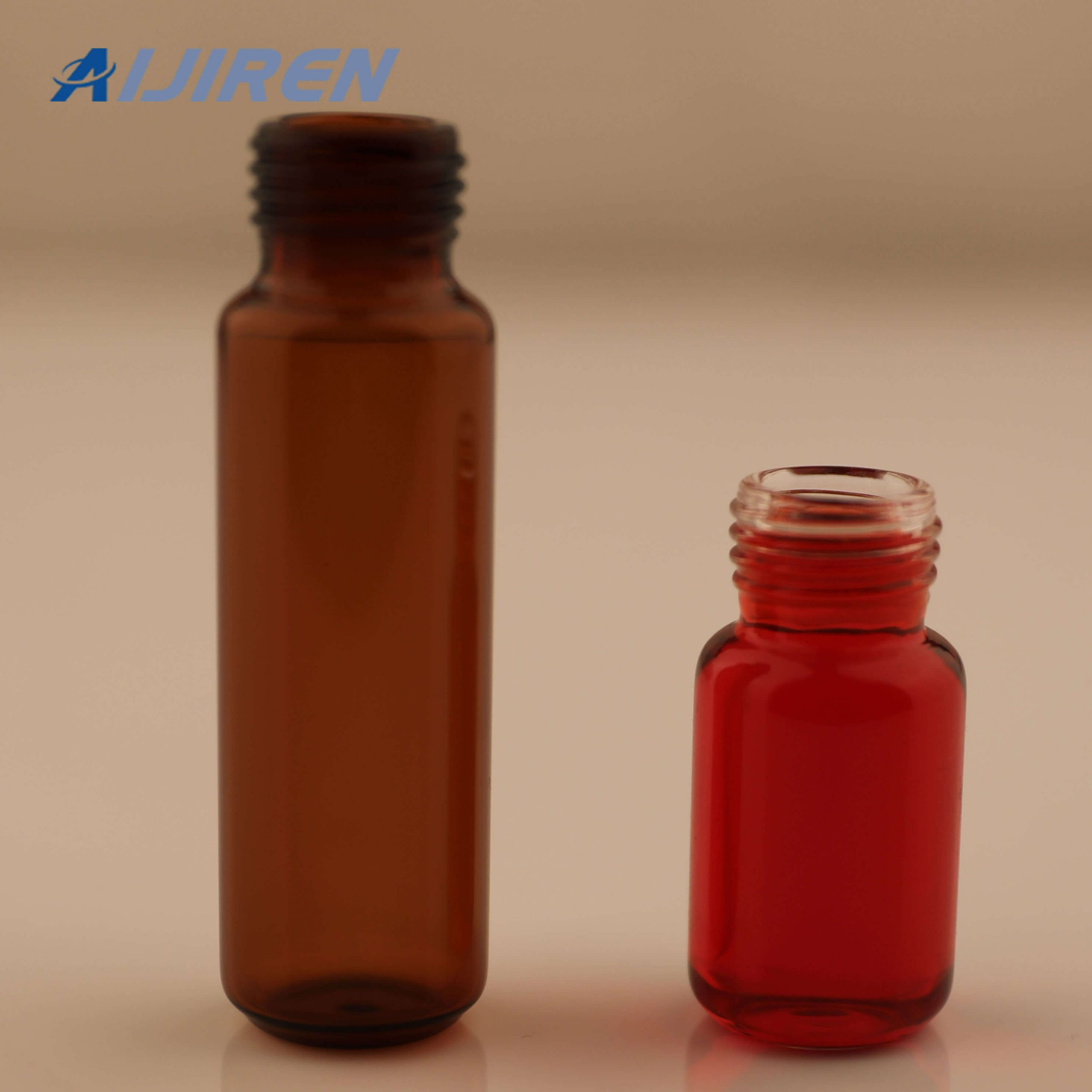 Aijiren 10ml and 20ml Screw Headspace Vials for PERKINELMER