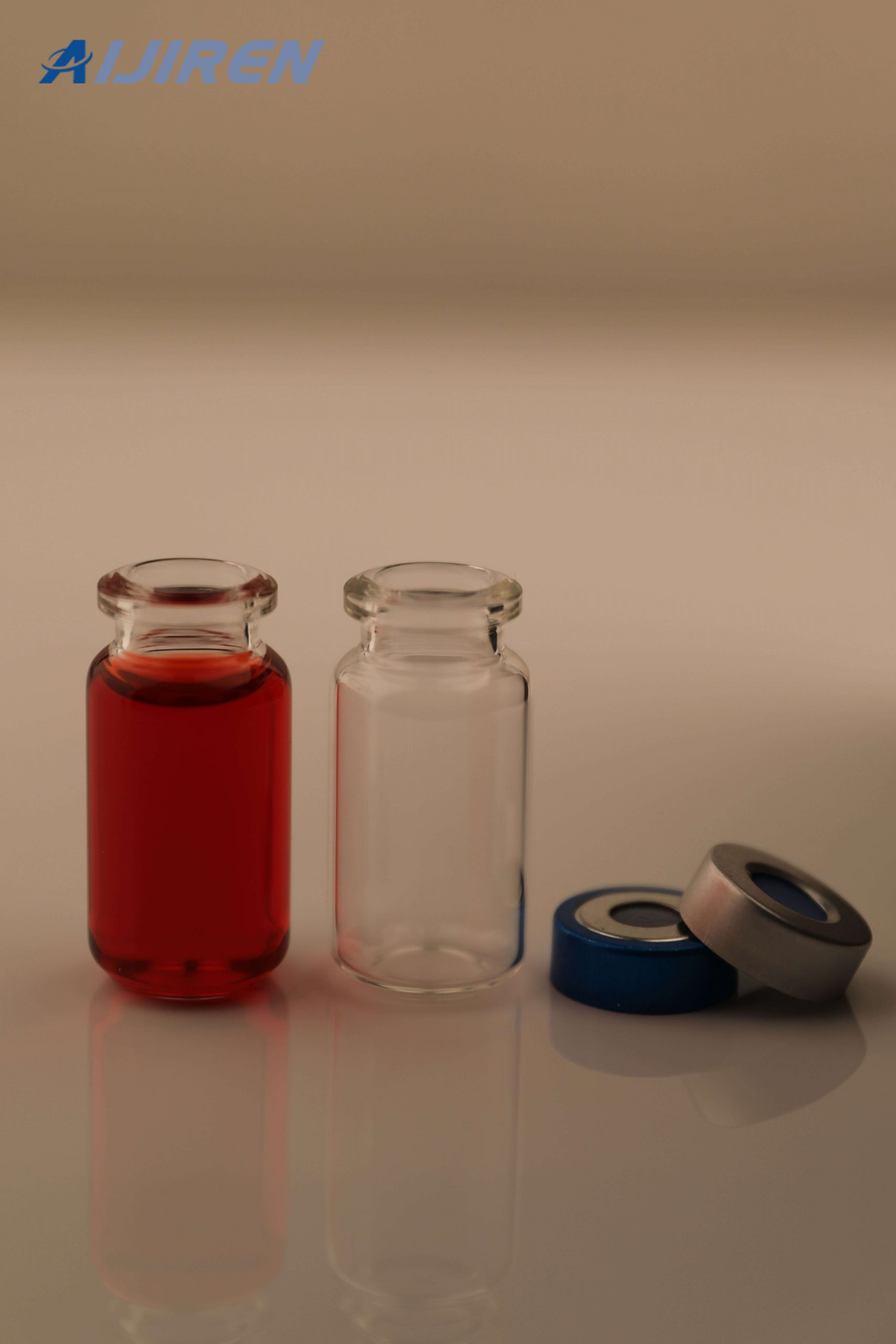 20mm Crimp Top Glass Headspace Vial for Agilent