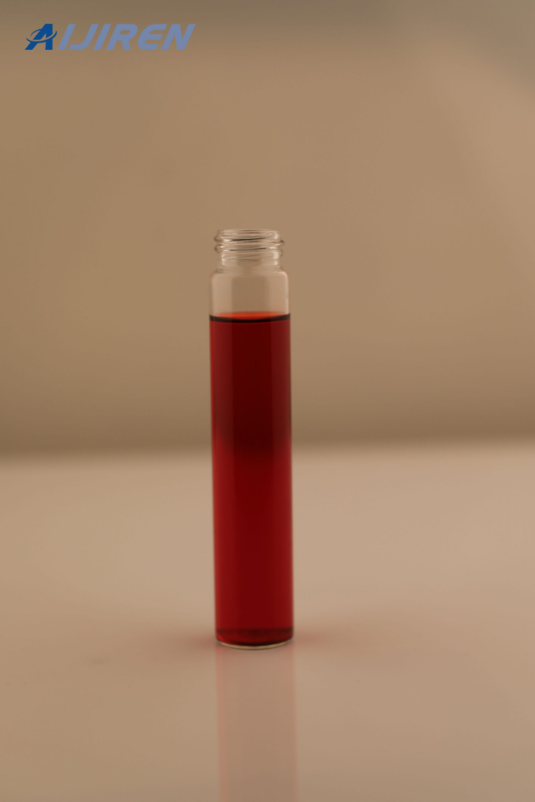 20ml headspace vial40ml Clear Glass Sample Storage Vial for Agilent