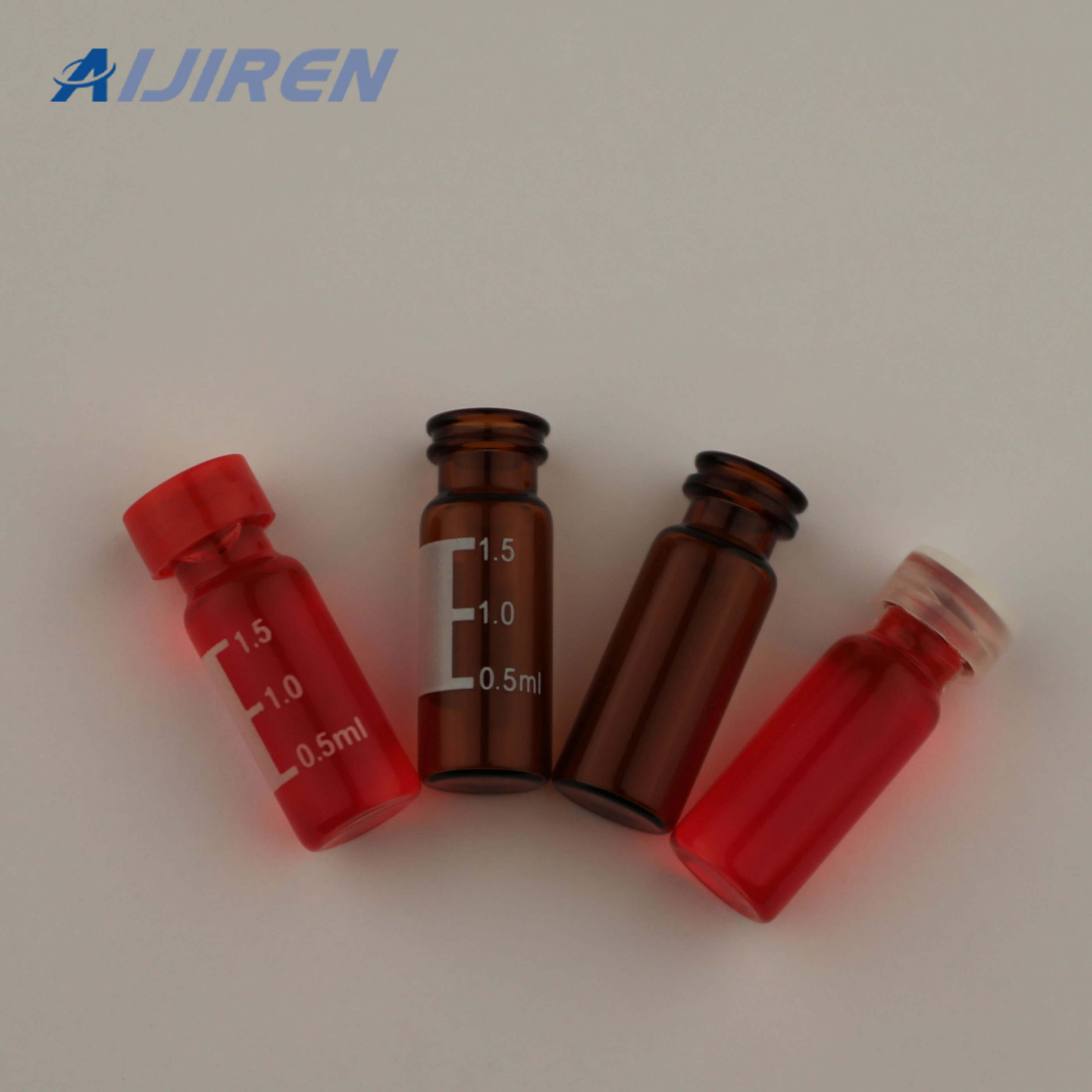 2ml Glass Snap Top Autosampler Vial for Agilent