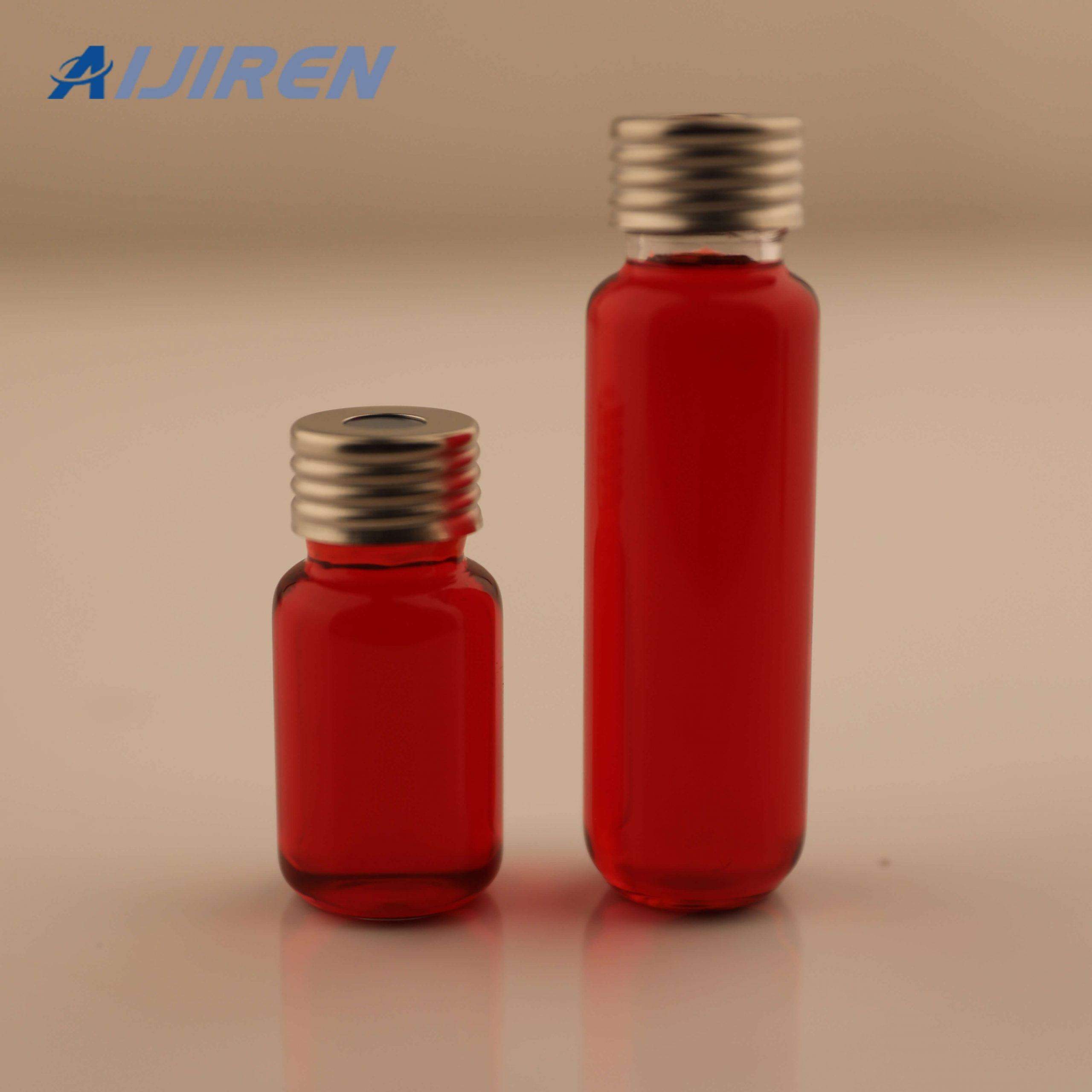 18mm Screw Top Clear Glass GC Vials for Agilent