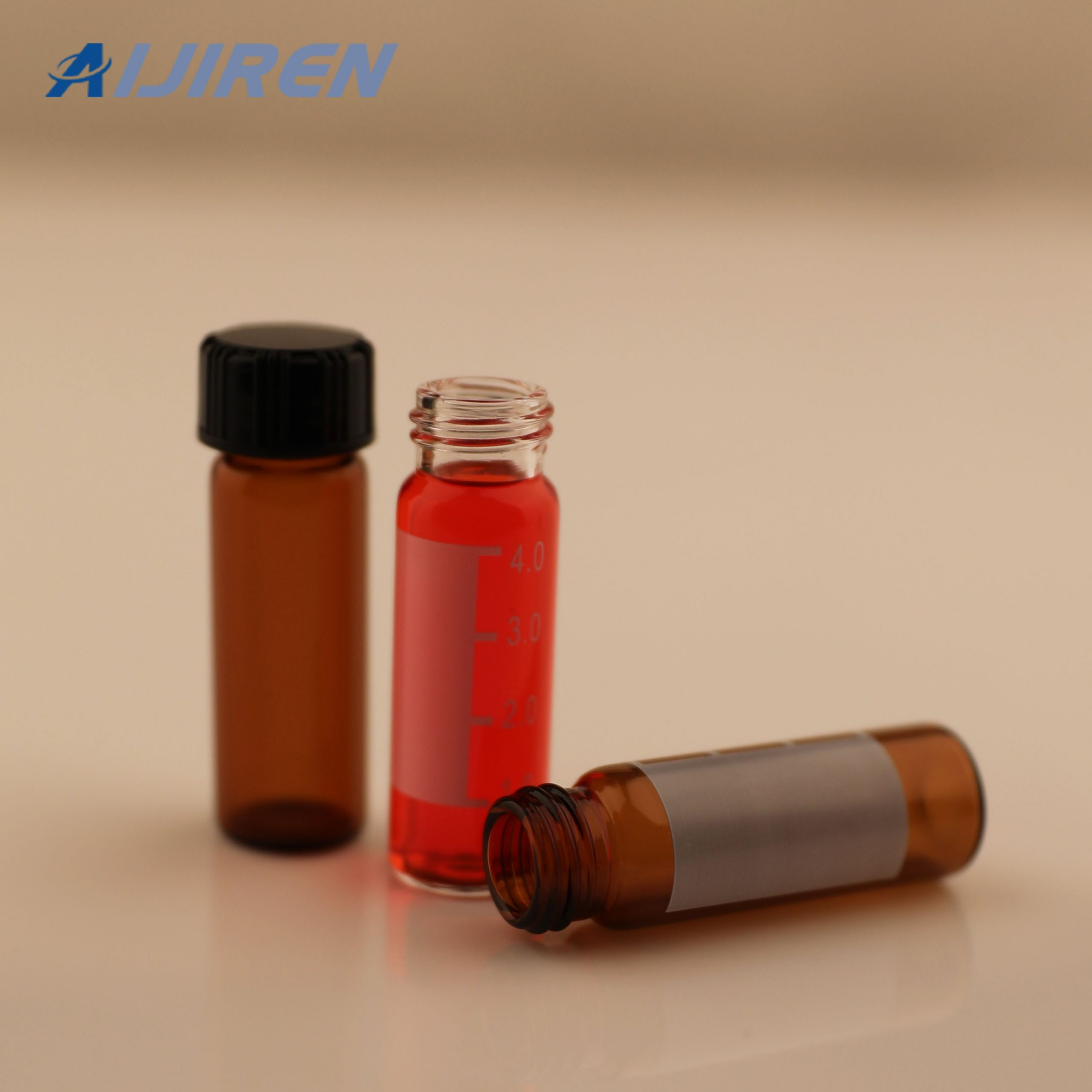 20ml headspace vial4ml HPLC Screw Top Glass Vial for SHIMADZU