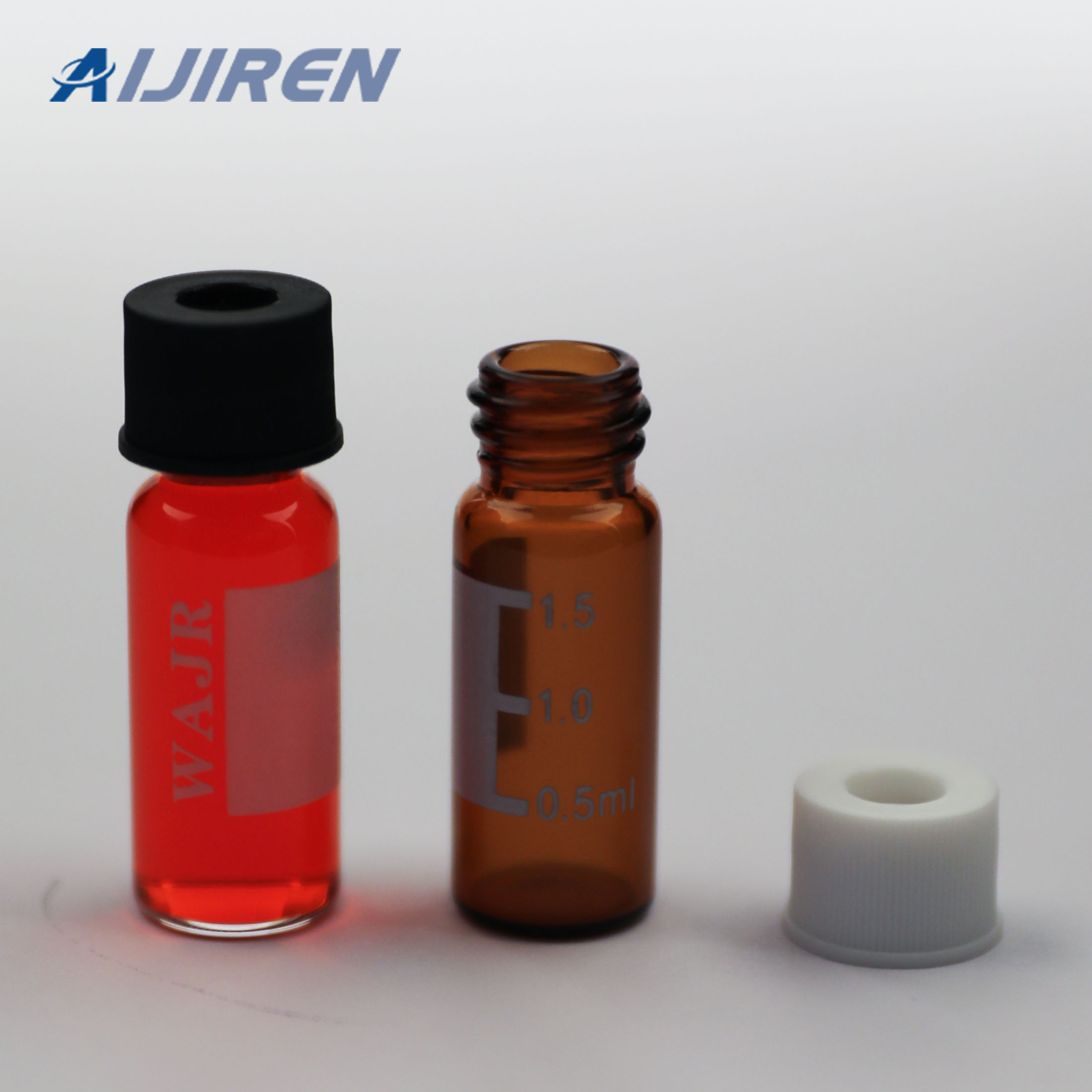 20ml headspace vial8-425 2ml Amber and Clear Glass HPLC Vial for SHIMADZU