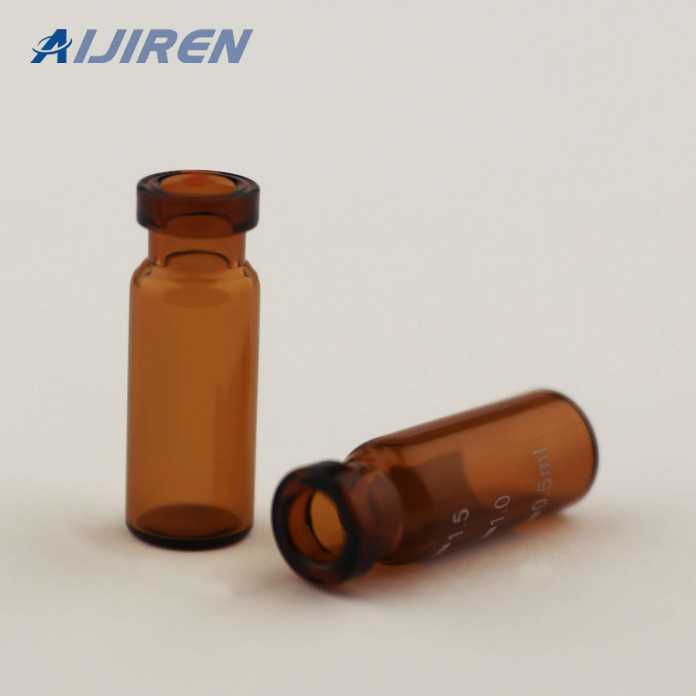20ml headspace vialCrimp Top Glass Sample Vial for WATERS