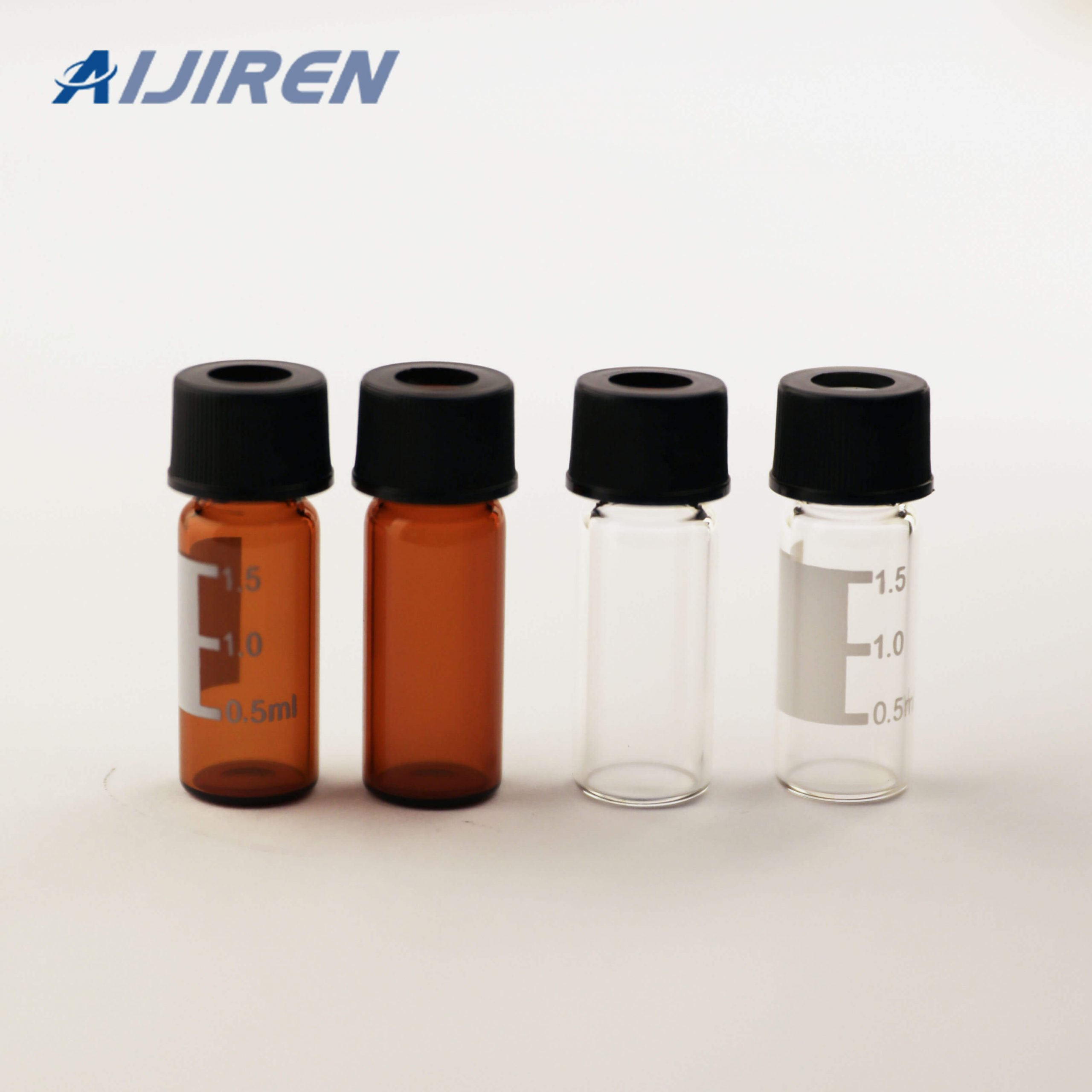 20ml headspace vial2ml Glass Vials with Screw Top from Aijiren