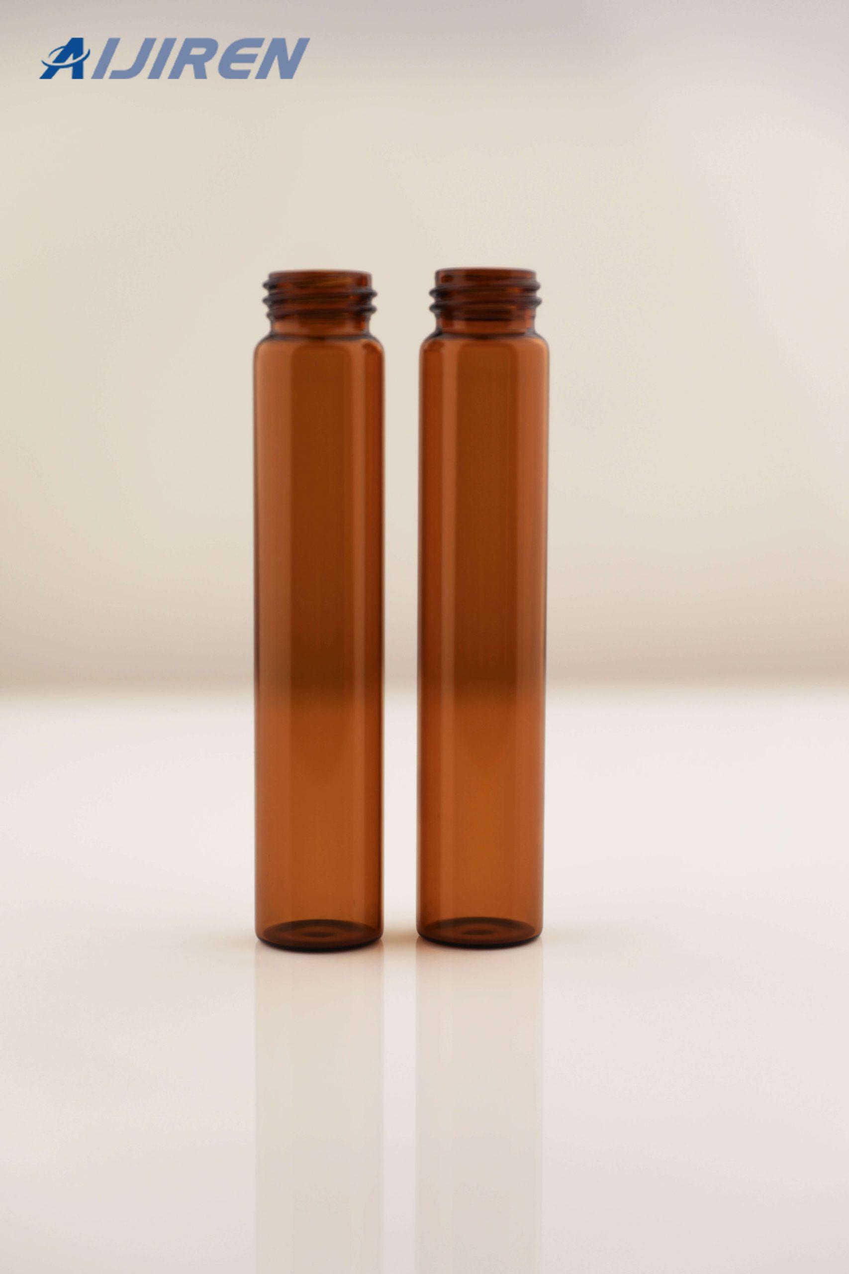 Aijiren 60ml amber storage vials