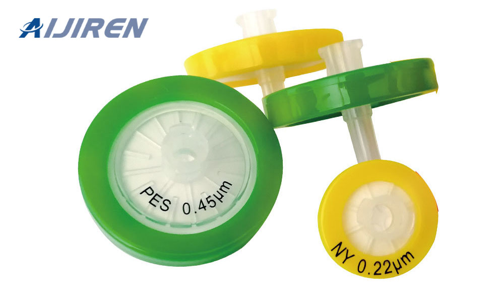 20ml headspace vialNylon and PES Syringe Filter from Aijiren