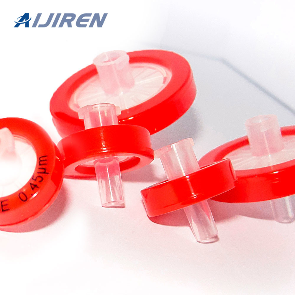 20ml headspace vialHydrophilic PTFE Syringe Filters for HPLC