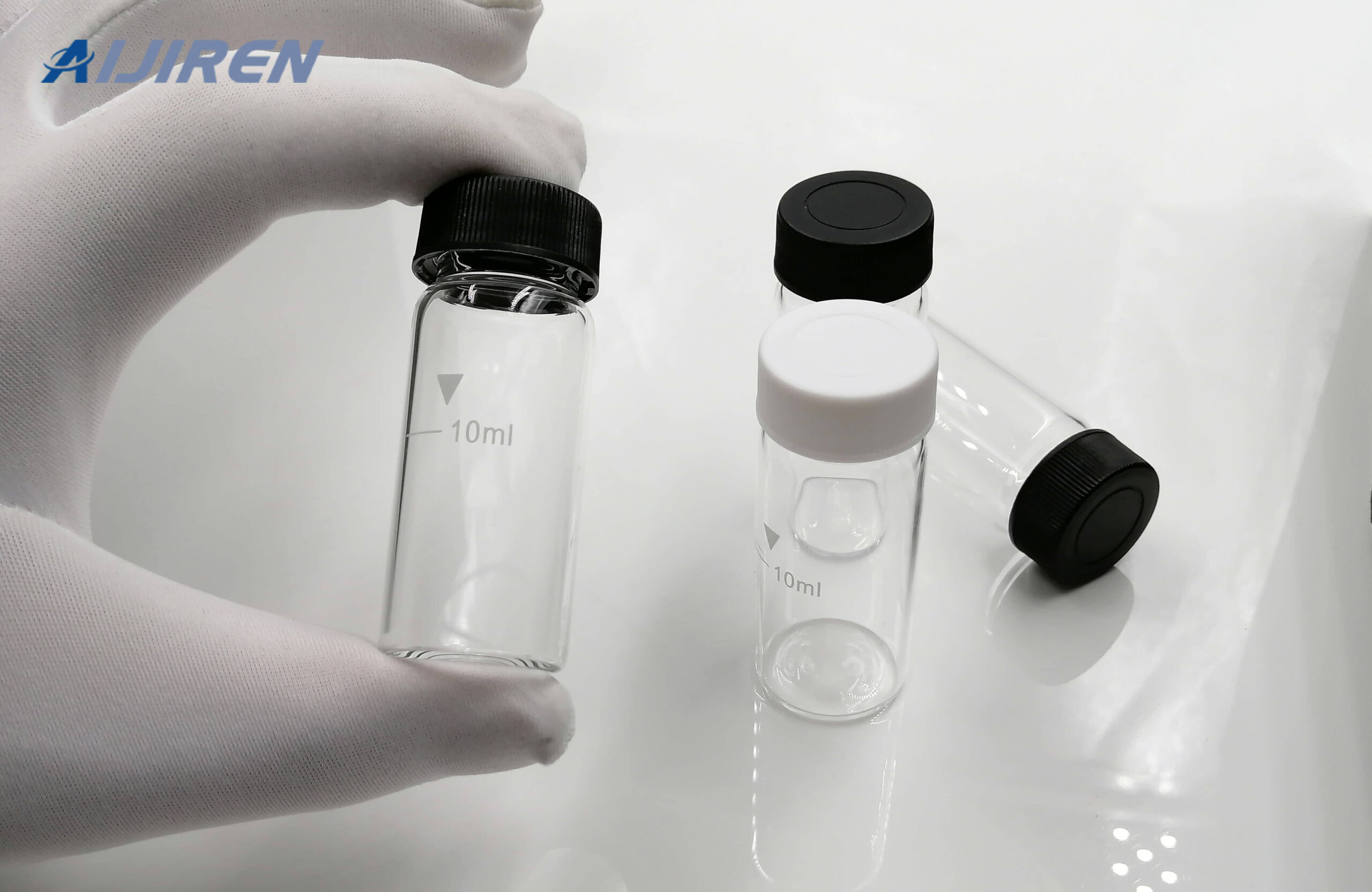 25mm Sample Cell Vial for Lab Water Test
