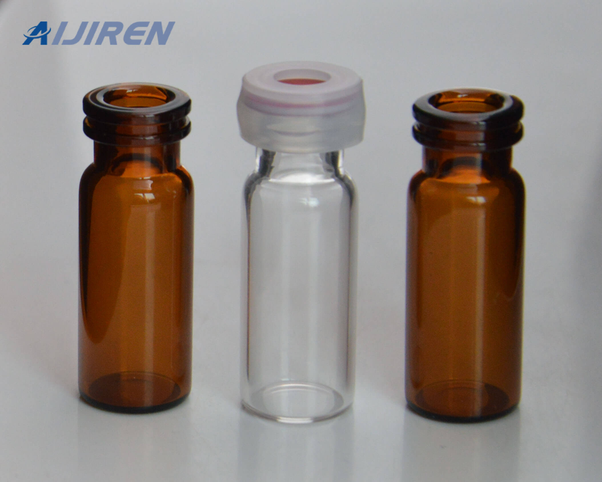 Snap Top Vial with PP Cap for Sale