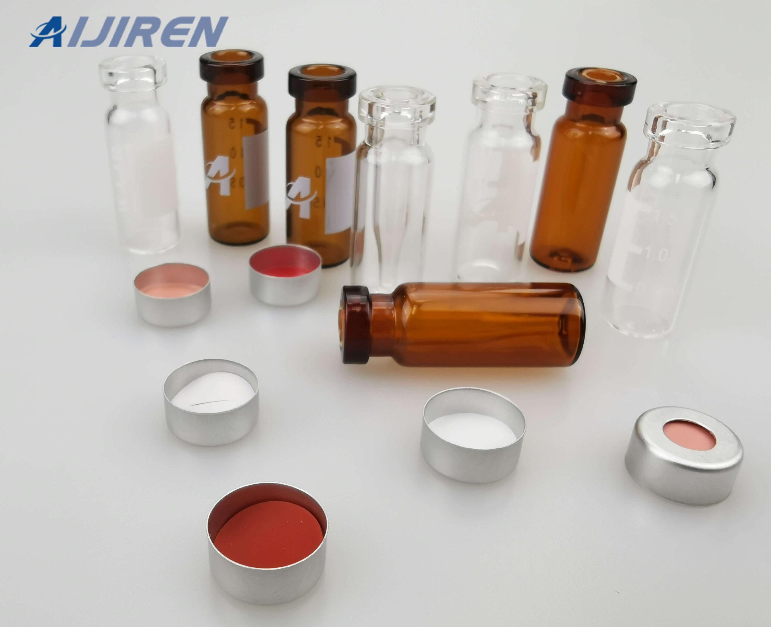 20ml headspace vial2ml Crimp Top Glass Vial on Sale