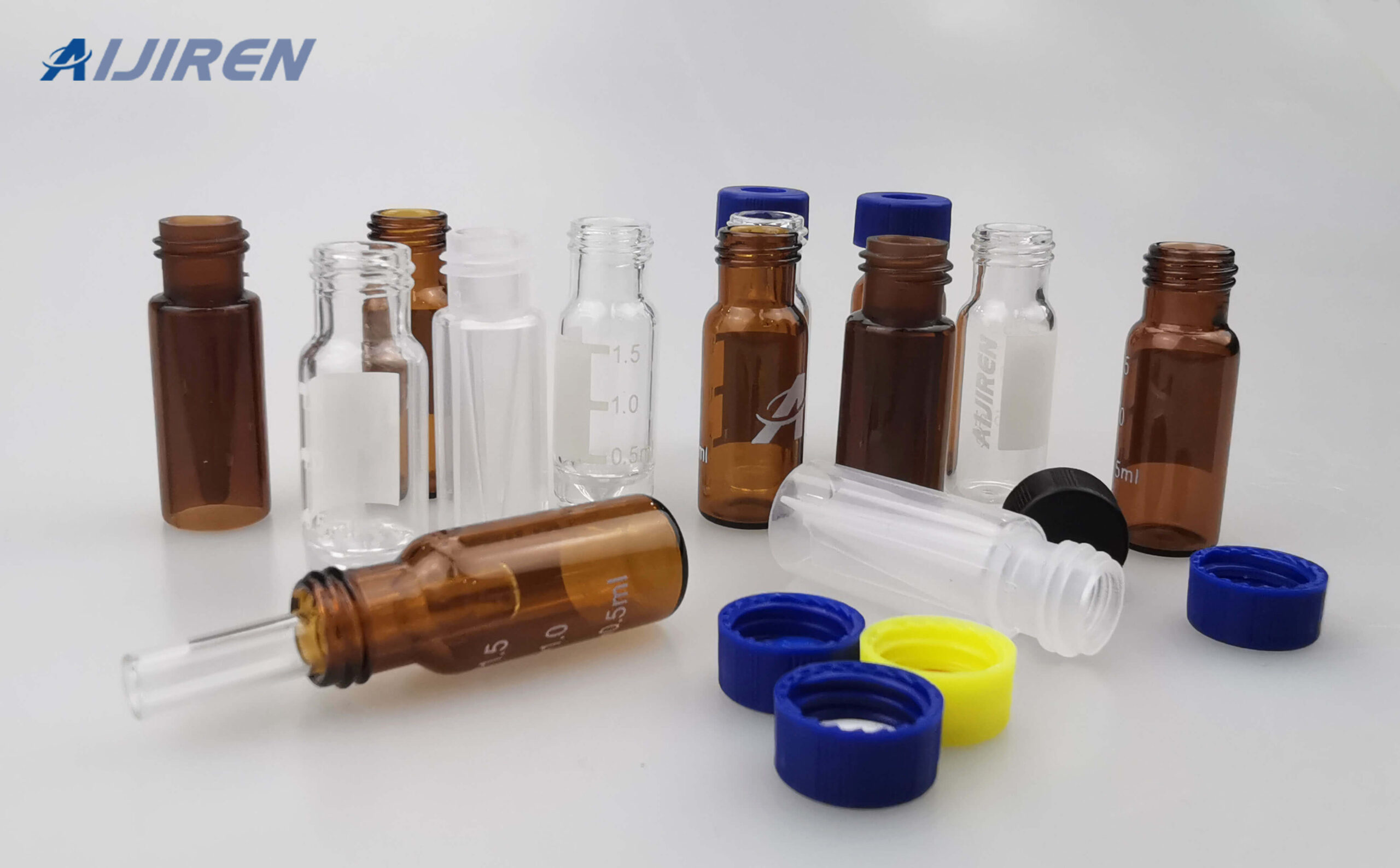 20ml headspace vial2ml Screw Top Glass Vial with Micro-Insert for Sale