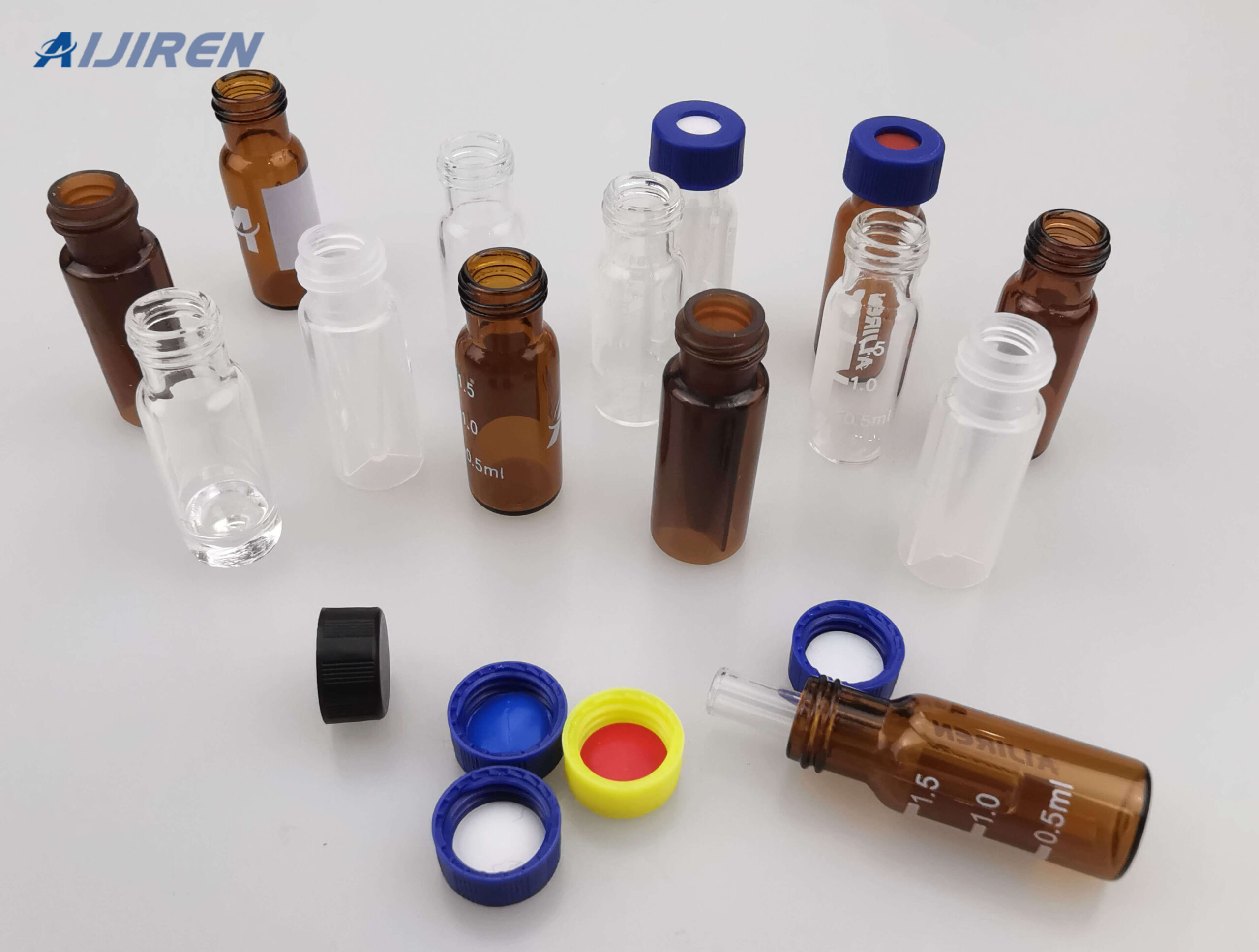 20ml headspace vialScrew Neck High Recycling Vial for Sale