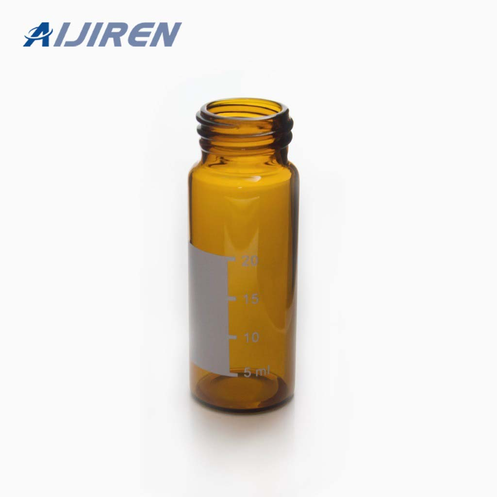 30ml Screw Neck Vial with Label Area