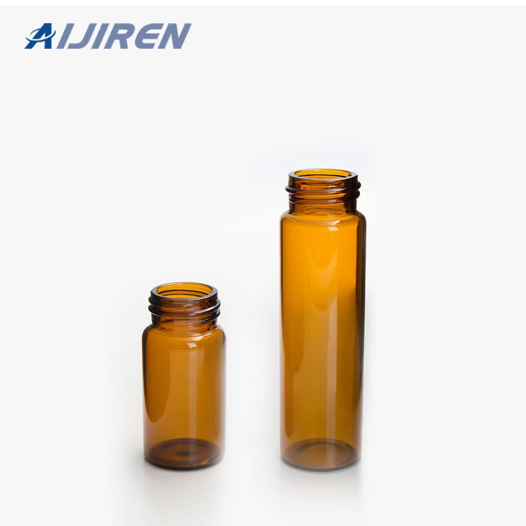 20ml headspace vial20-40ml Sample Storage Amber Vial