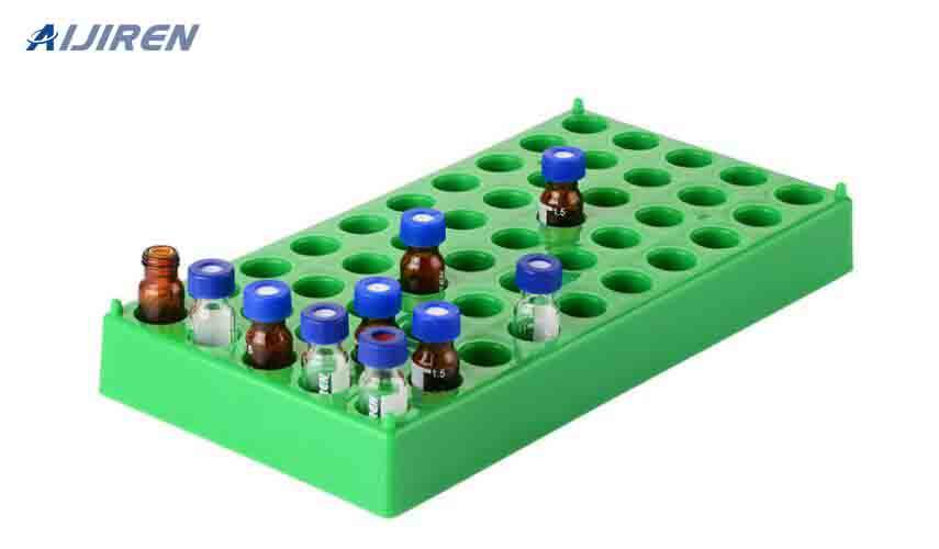 20ml headspace vial50 Holes Vial Rack for 2ml Vials