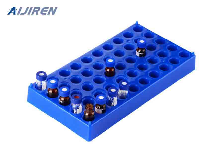 Blue PP Vial Rack suit for Autosampler Vial