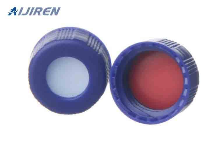 9mm Screw Neck PP Caps