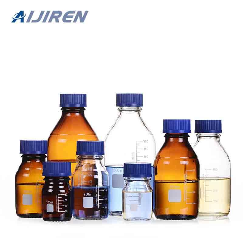 20ml headspace vialGL45 Glass Reagent Bottle