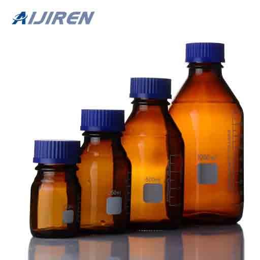 20ml headspace vialGL45 Amber Glass Reagent Bottle