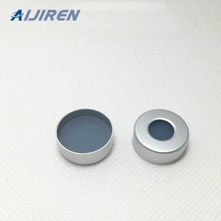 20mm Crimp Aluminum Cap