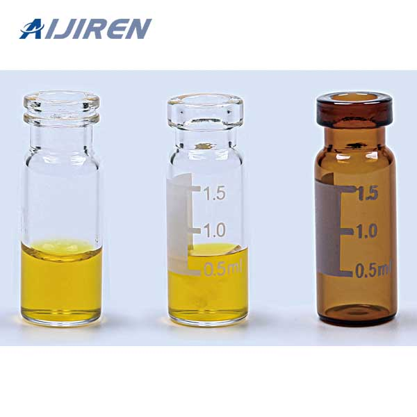 2ml Crimp Top Vial for Autosampler