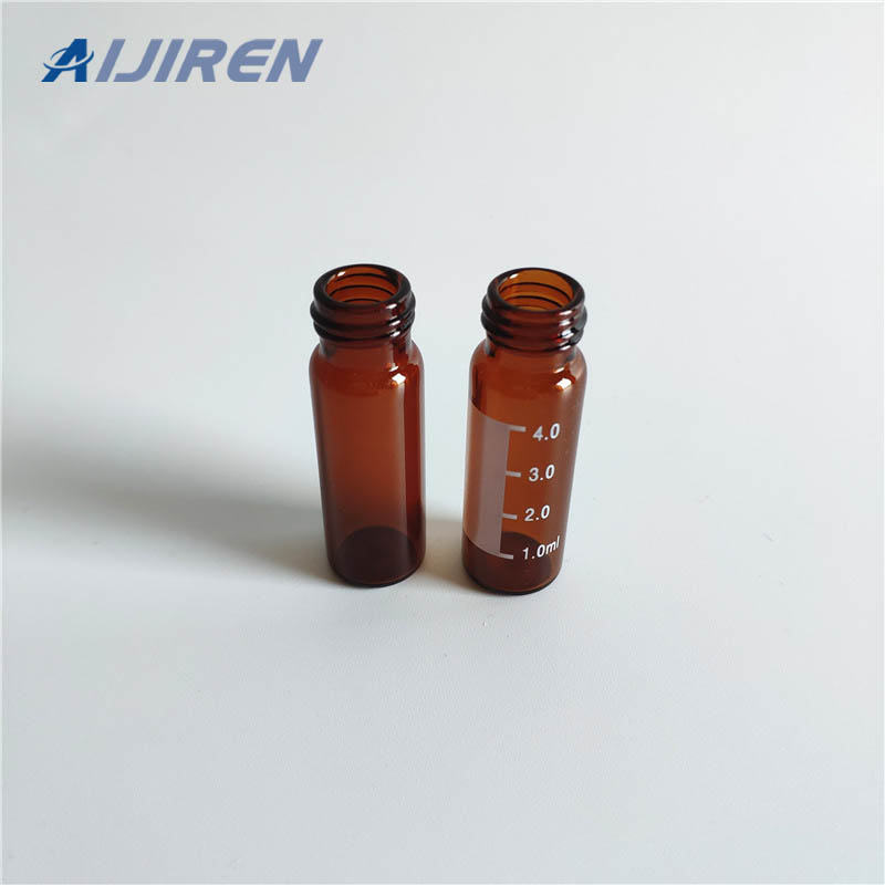 13mm Amber Glass Autosampler Vial