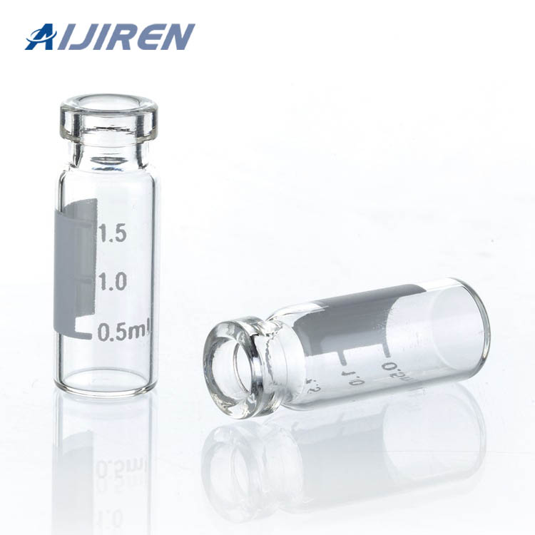 11mm Crimp Autosampler Vial