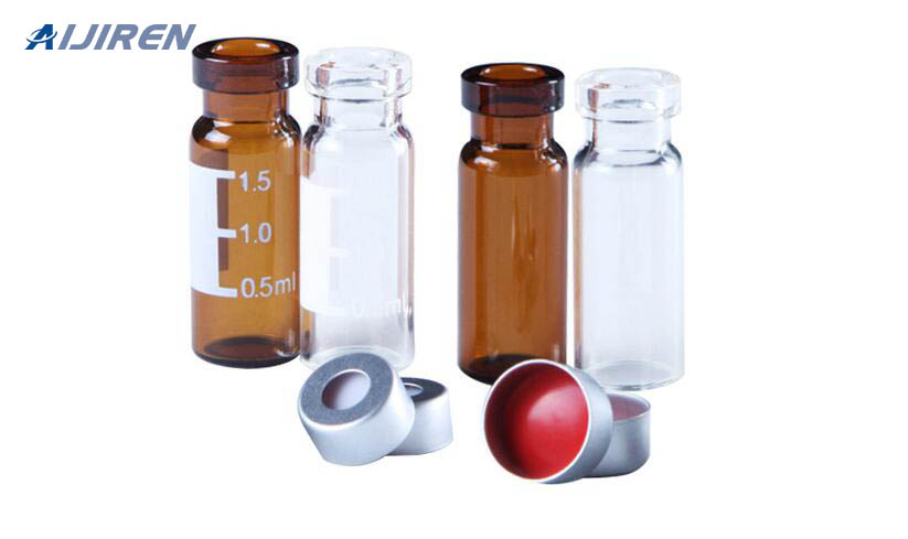 11mm Crimp Top Glass Vial