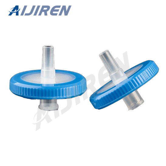 20ml headspace vial25mm Nylon 0.45 Syringe Filter