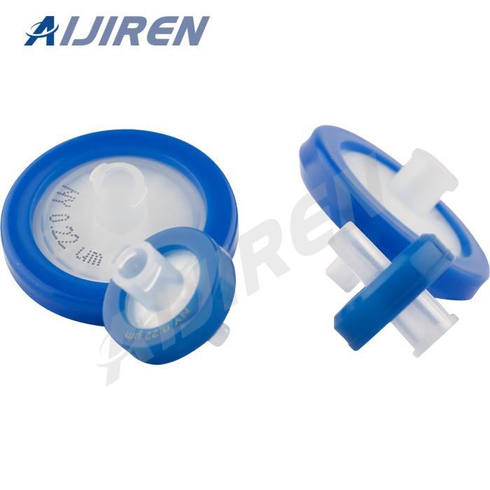20ml headspace vialBlue Nylon Syringe Filter