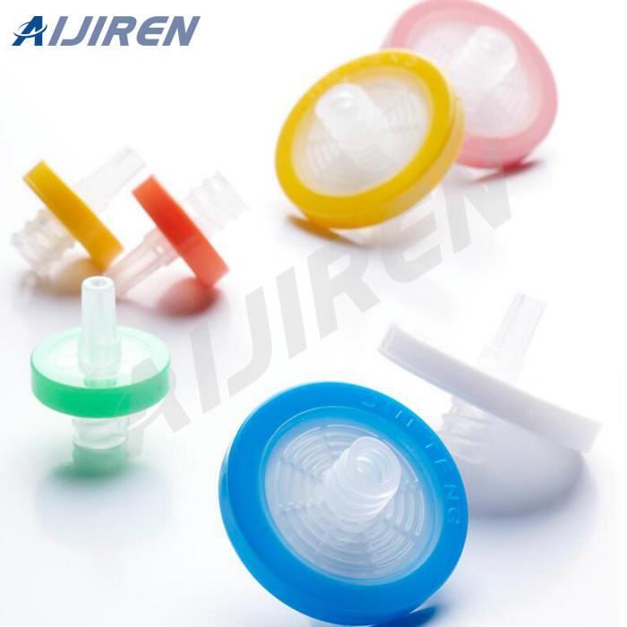 20ml headspace vial13-33mm PES Syringe Filter