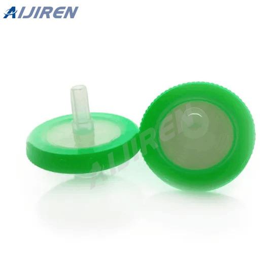 20ml headspace vialGreen 13mm Nylon Syringe Filter