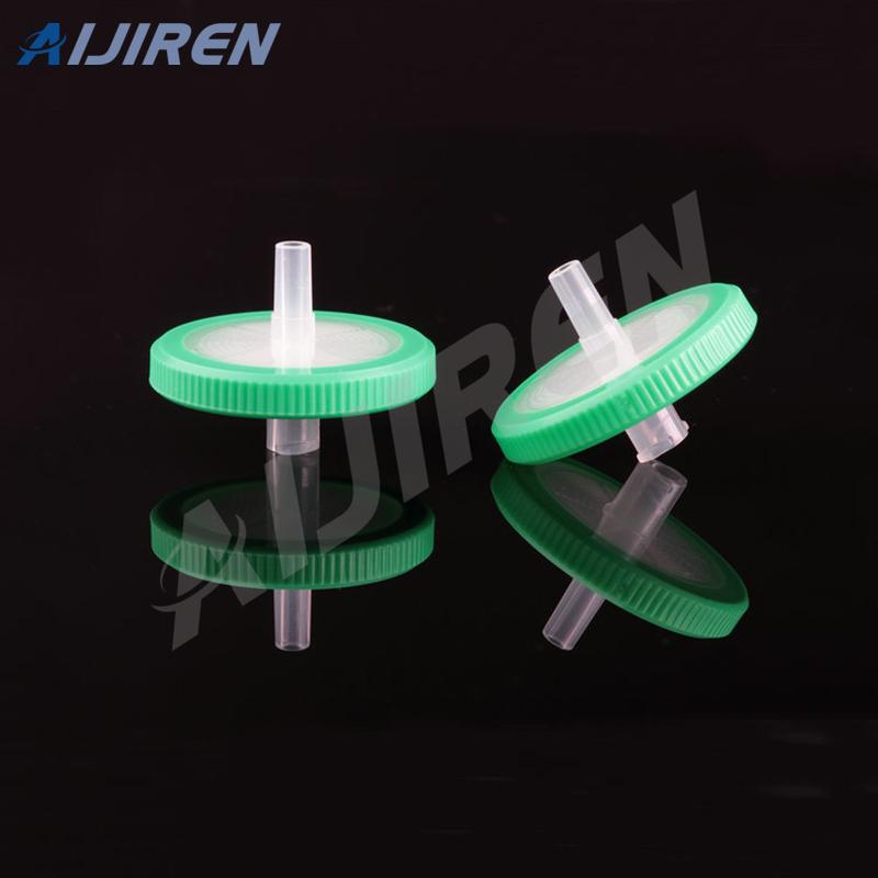 20ml headspace vial13mm PVDF Syringe Filter