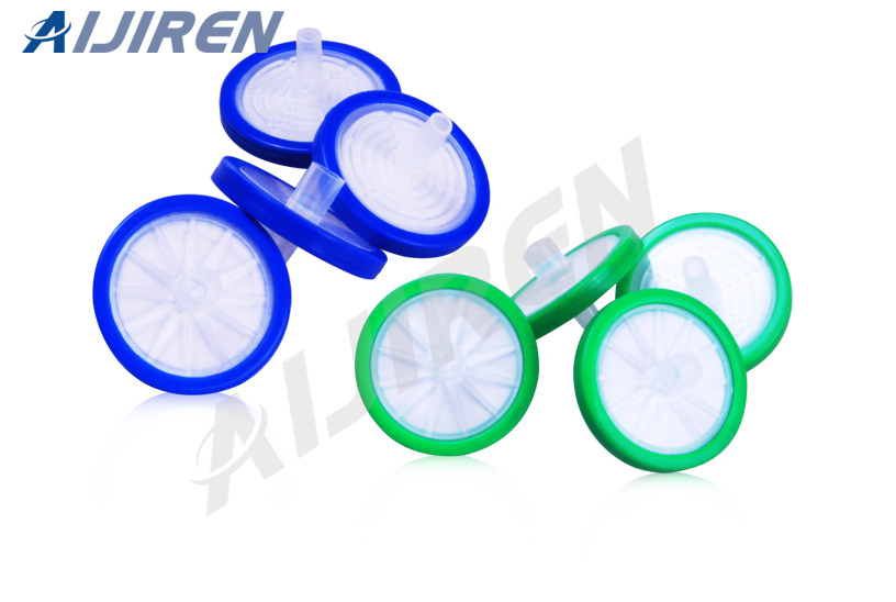 20ml headspace vial33mm 0.45 Syringe Filter