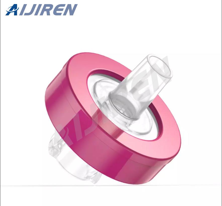 Pink 0.22 Syringe Filter