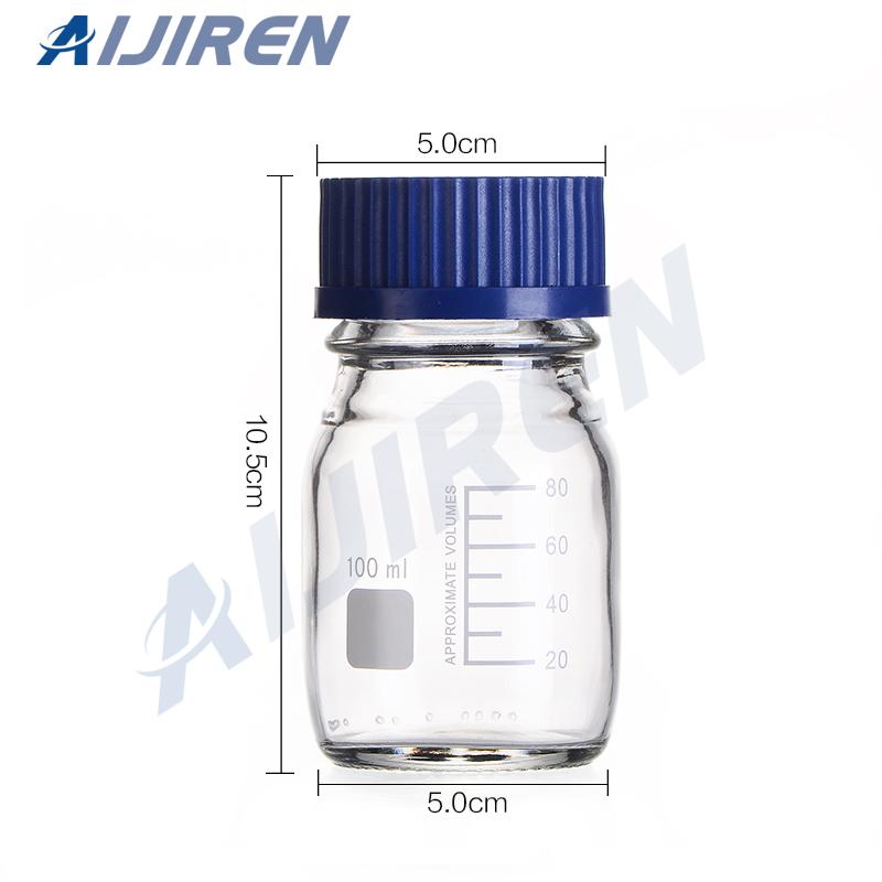 20ml headspace vial100Ml 5*10.5Cm Reagent Bottle